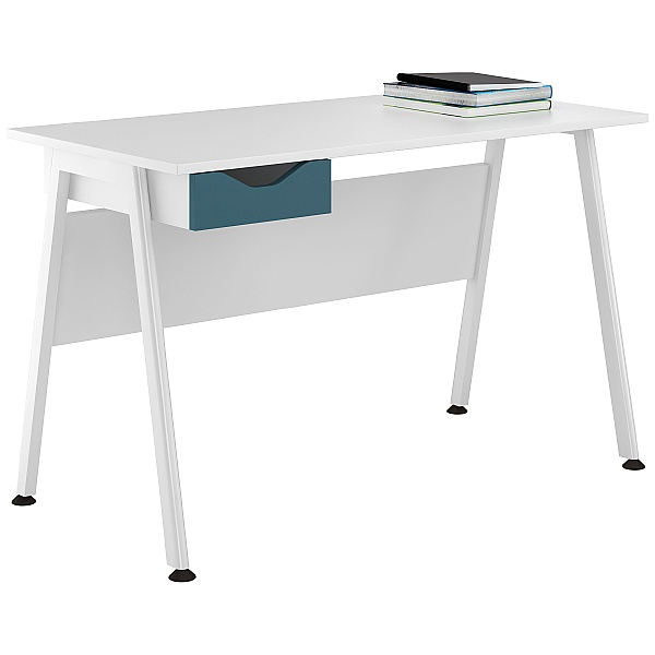 NEXT DAY Aspire Kaleidoscope Single Drawer Desks