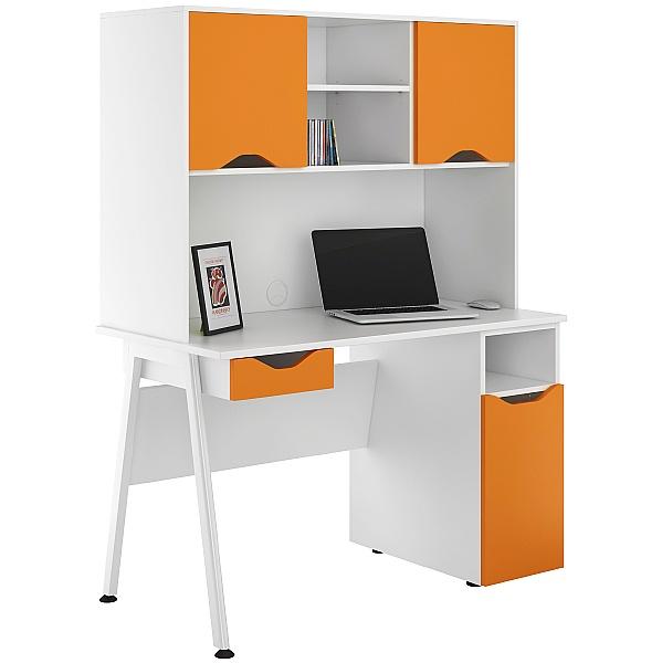 NEXT DAY Aspire Kaleidoscope Combination Desks