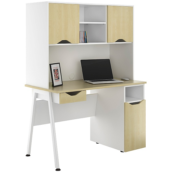 NEXT DAY Aspire Sylvan Combination Desks