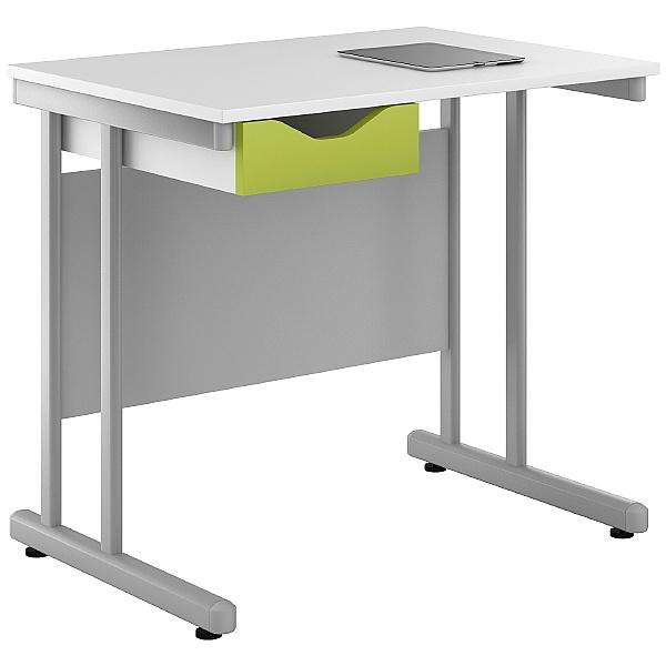 NEXT DAY Create Kaleidoscope Single Drawer Desks