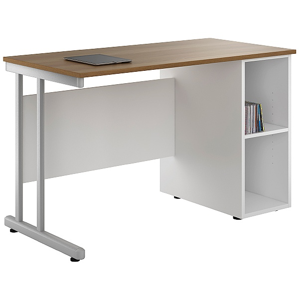 NEXT DAY Create Sylvan Open Pedestal Desks