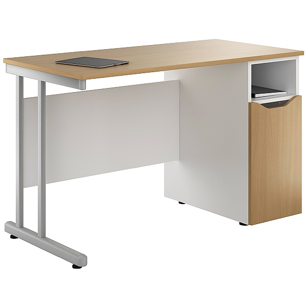 NEXT DAY Create Sylvan Pedestal Desks