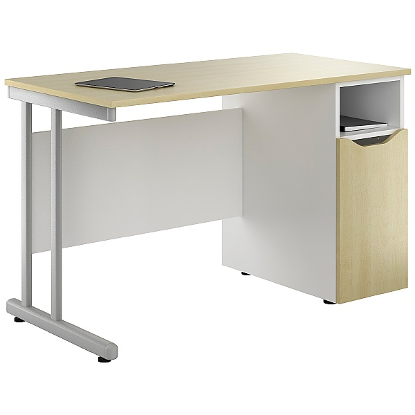 NEXT DAY Create Sylvan Pedestal Desks