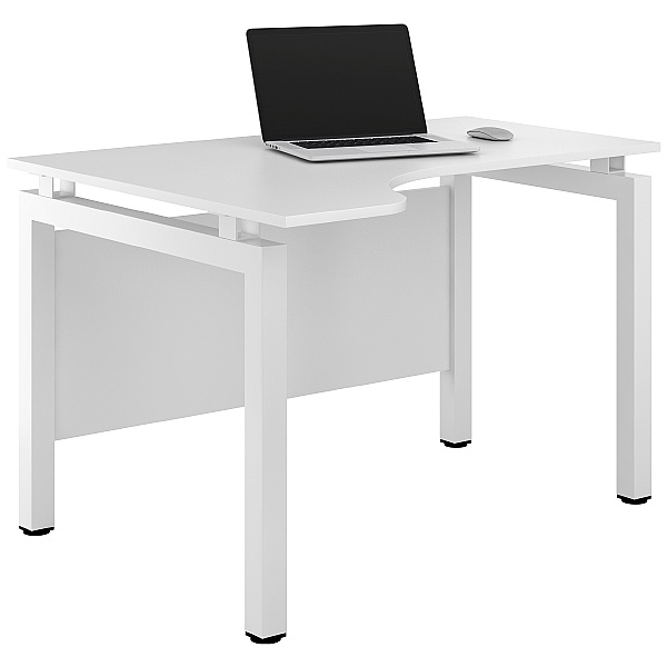 NEXT DAY Engage Kaleidoscope Corner Desks