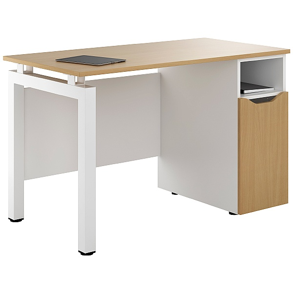 NEXT DAY Engage Sylvan Pedestal Desks