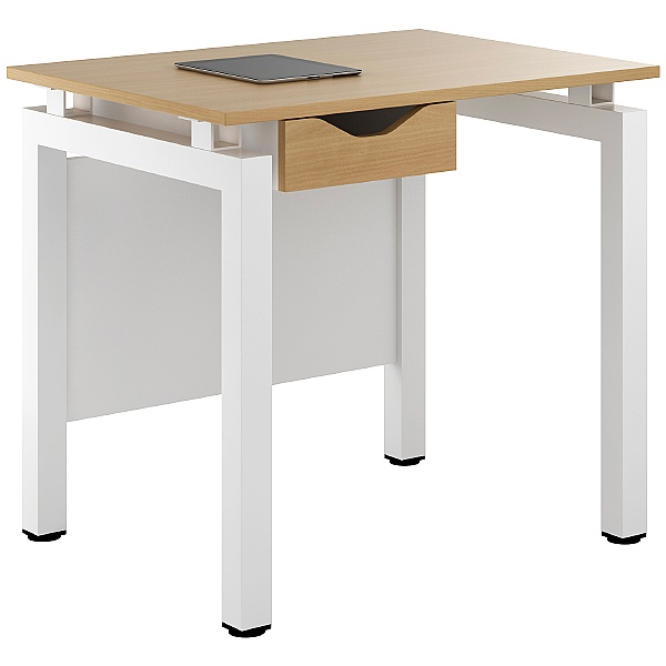 NEXT DAY Engage Sylvan Single Drawer Desks