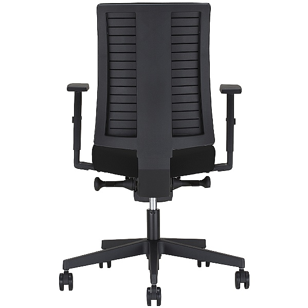 Navigo Fabric Task Chair Black