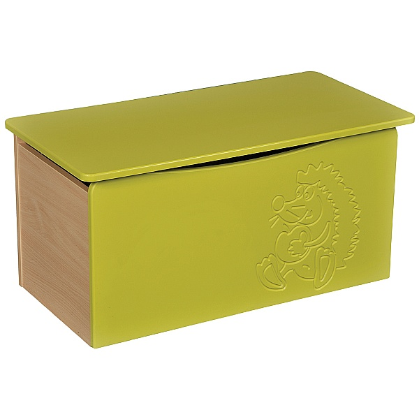 Cloakroom Toy Box
