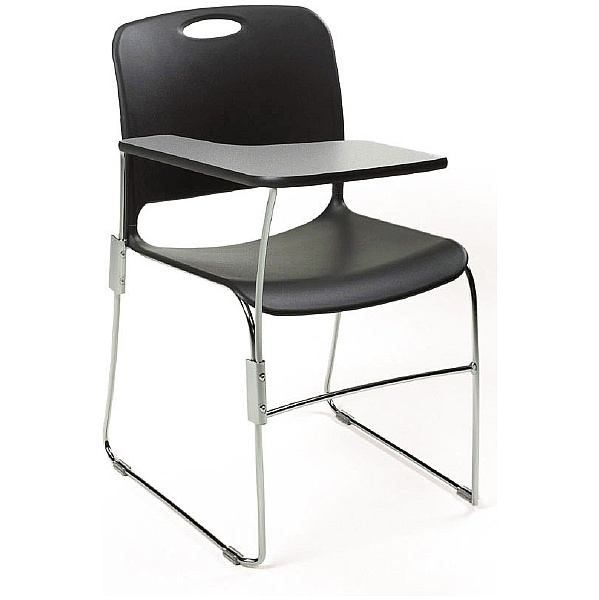 Maestro Polypropylene Chair With Writing Tablet