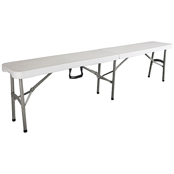 Atlantic Fold-in-Half Poly Bench
