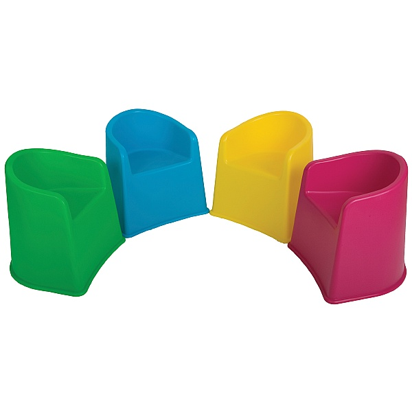 Children's Tub Chairs (Pack of 4)