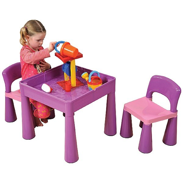 Children's Multi Purpose Table and Chairs Set