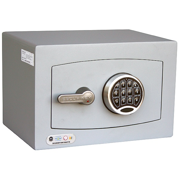 Securikey Mini Vault Fire Resistant Safe