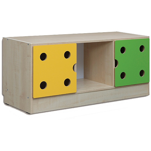Domino Low Storage Unit
