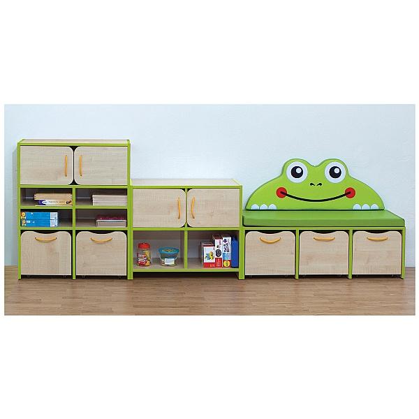 Nature Storage Set - Green Frog