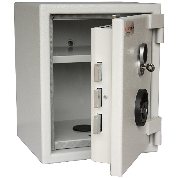 Securikey Euro Grade 1 Safe - Key Lock