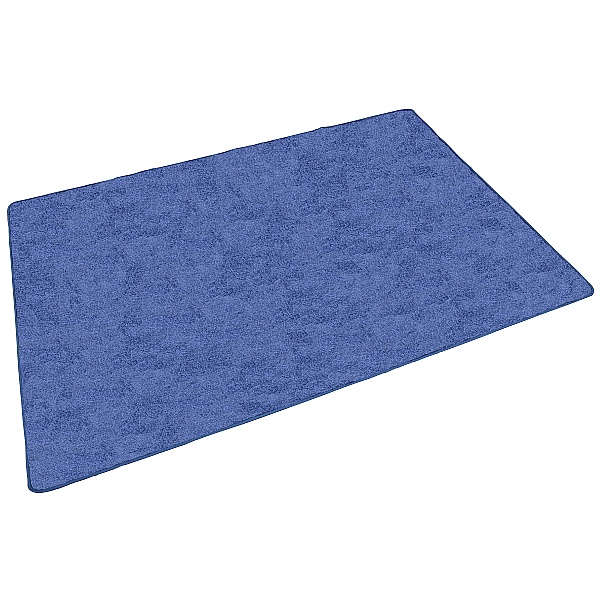 Solid Colour Rectangle Rugs