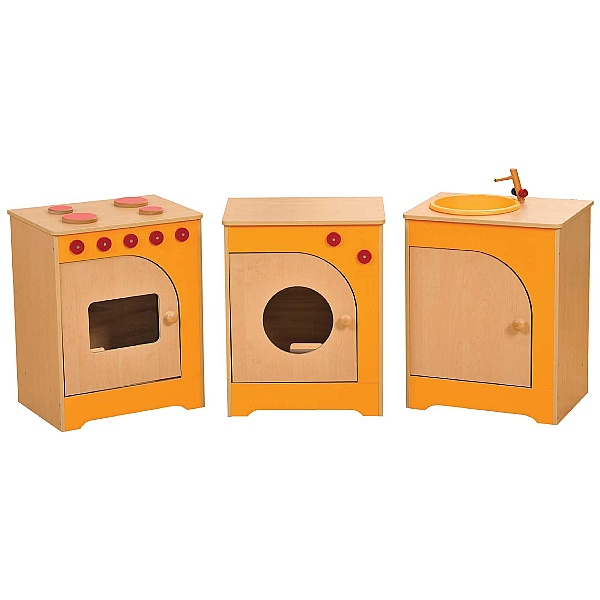Value Play Kitchen Complete Set