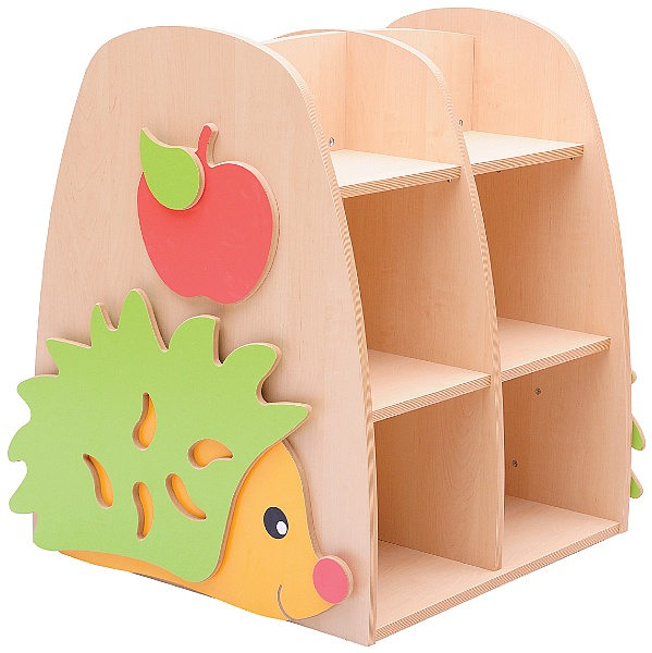 Double Sided Hedgehog Bookcase