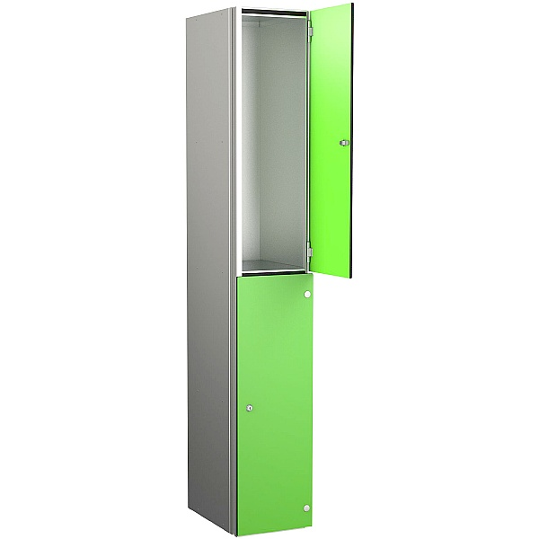 ZenBox Aluminium Wet Area Coin Return Lockers