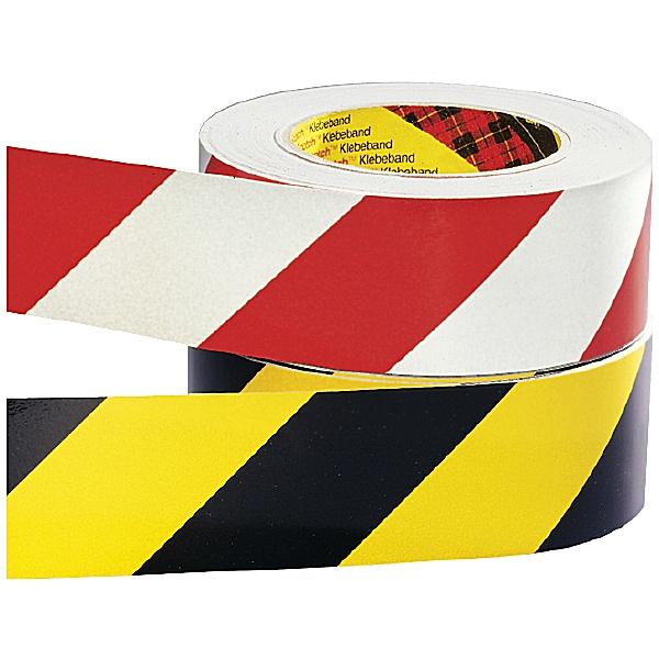 Hazard Warning Tape - Non-Reflective