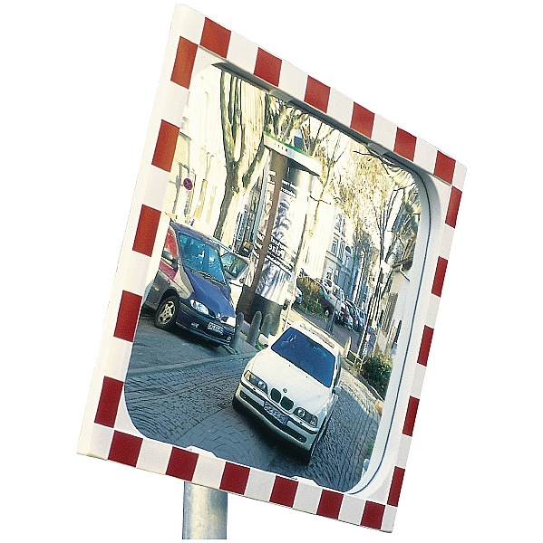 View Ultra Traffic Mirror