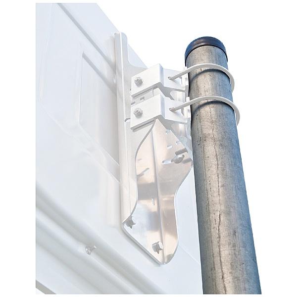 76mm Diameter Steel Post
