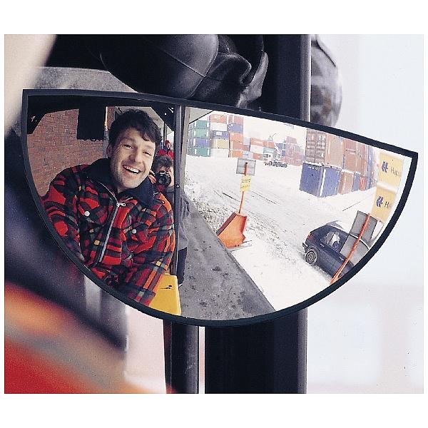 Mirror Master Forklift Truck Mirror