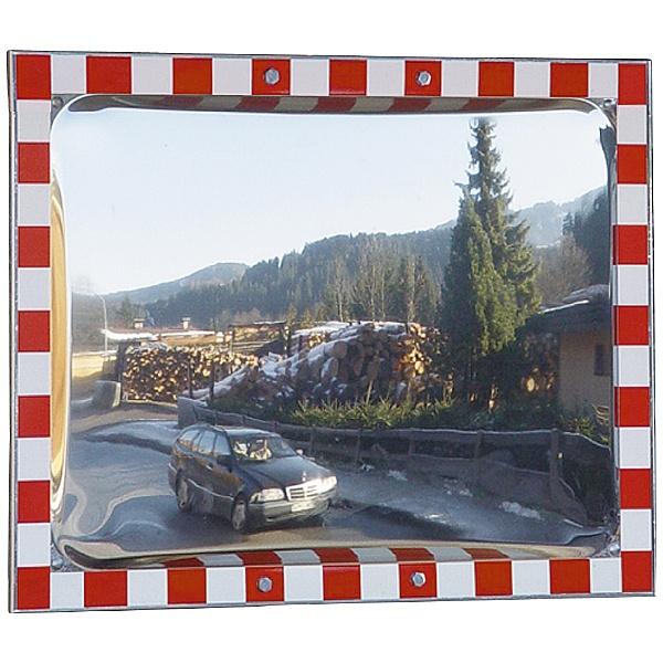 DURABEL IceFree Stainless Steel Traffic Mirrors