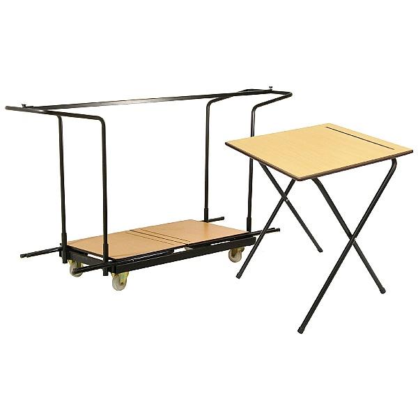 Essentials Folding Exam Desk Bundle - 40 Desks