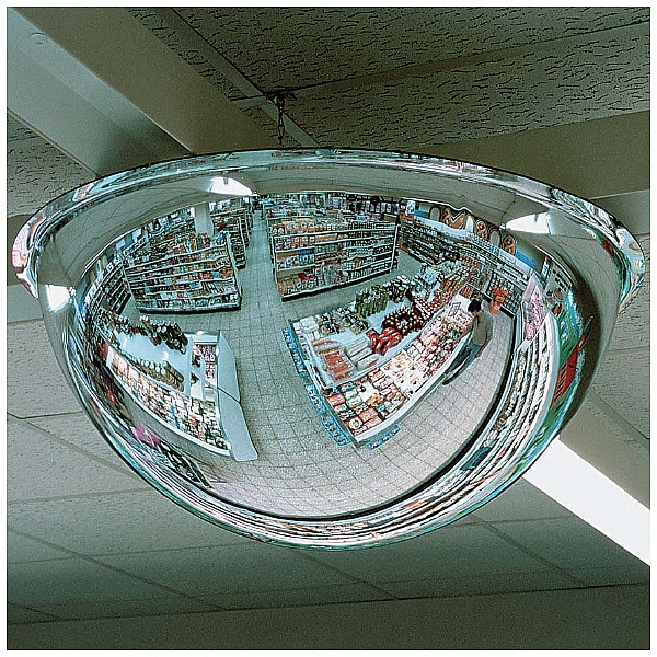 Panoramic 360° Mirrors
