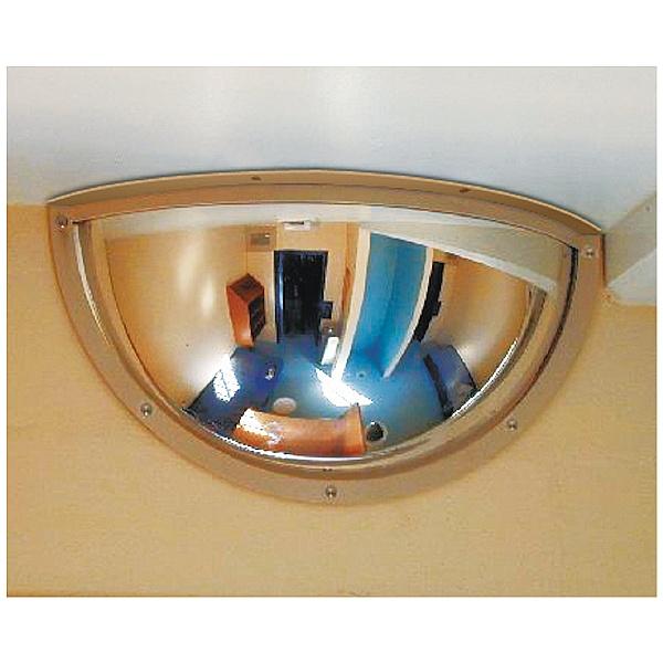 Panoramic 180° Institutional Mirrors