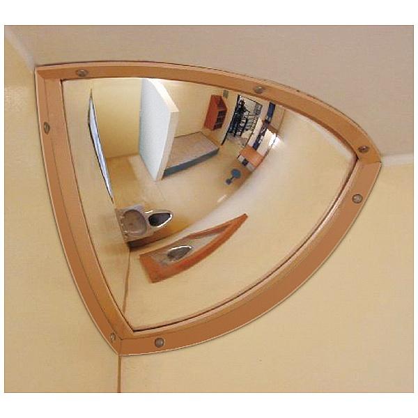 Panoramic 90° Institutional Mirrors