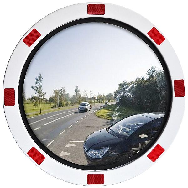 DURABEL LITE Economy Round Stainless Steel Traffic Mirrors