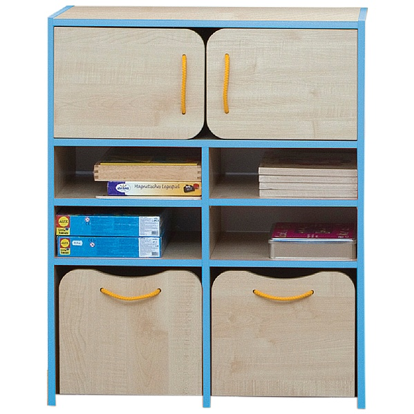 Nature Storage Set - Blue Hippo