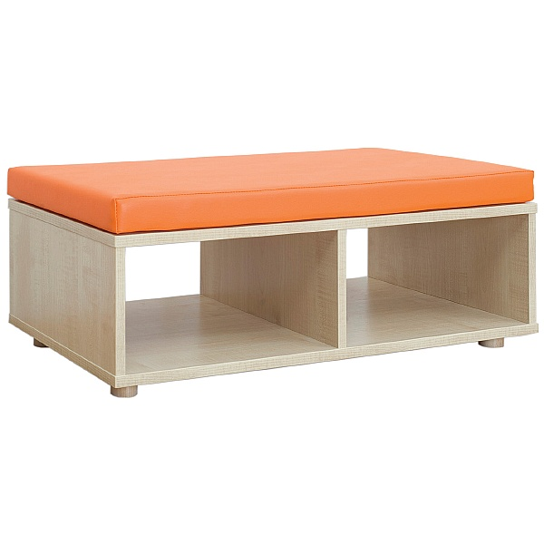 Reading Nook Storage & Seat Unit