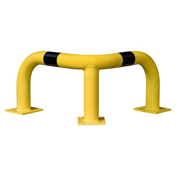 Black Bull Yellow/Black Corner Protection Guards