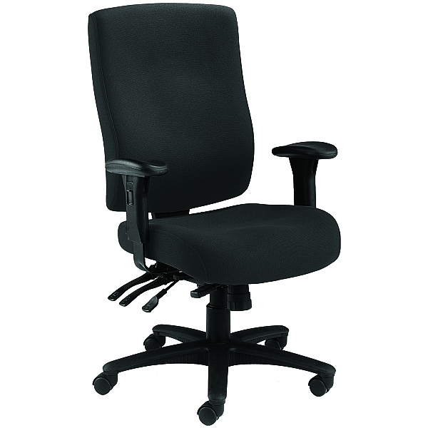 Marathon 24 Hour Fabric Manager Chair