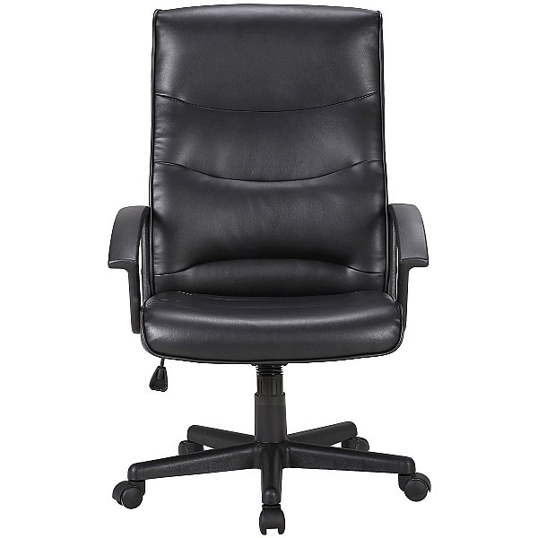 Urban Leather Faced Manager Chair