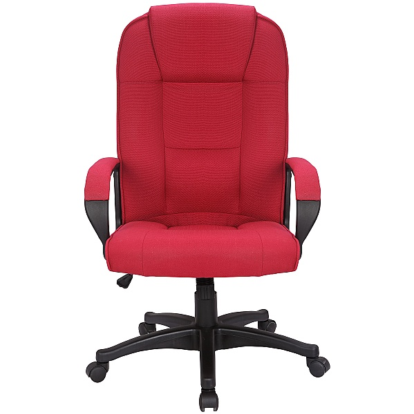 Siento Fabric Manager Chair