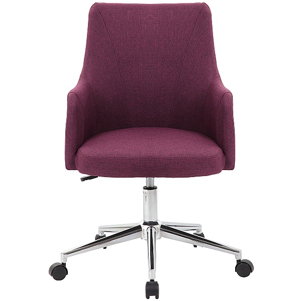 Arran Fabric Swivel Chair
