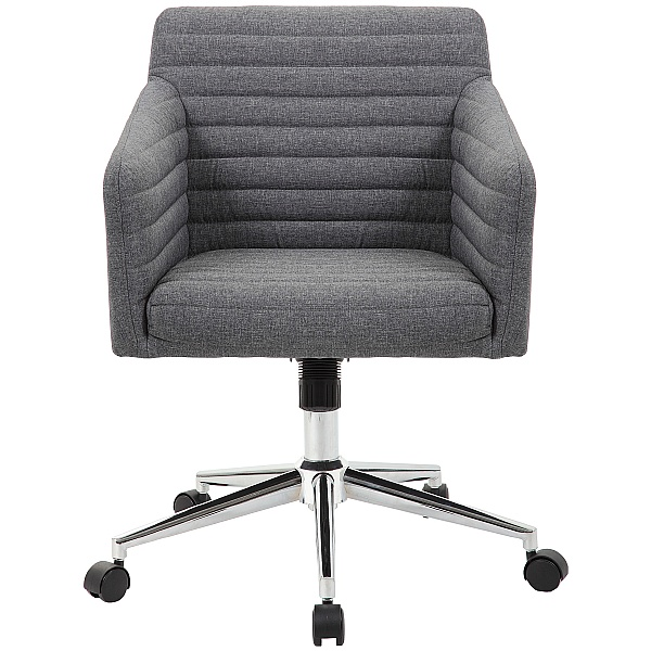 Harris Fabric Swivel Chair