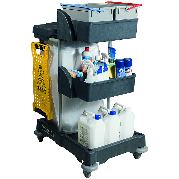 Numatic Xtra XCG3 Compact Cleaning Trolley