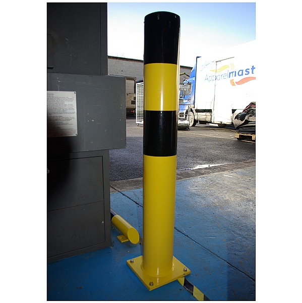 Black Bull Large Heavy Duty Bollards