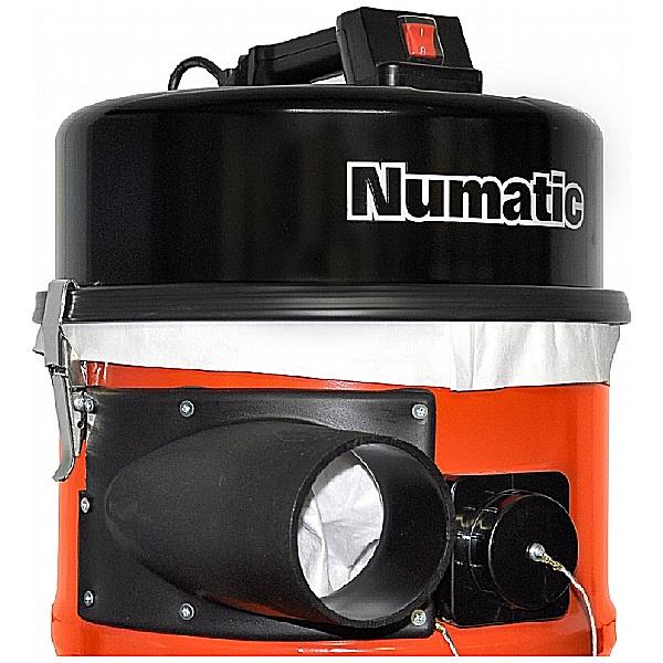 Numatic NVD750S Specialised Workshop Utility Vacuum