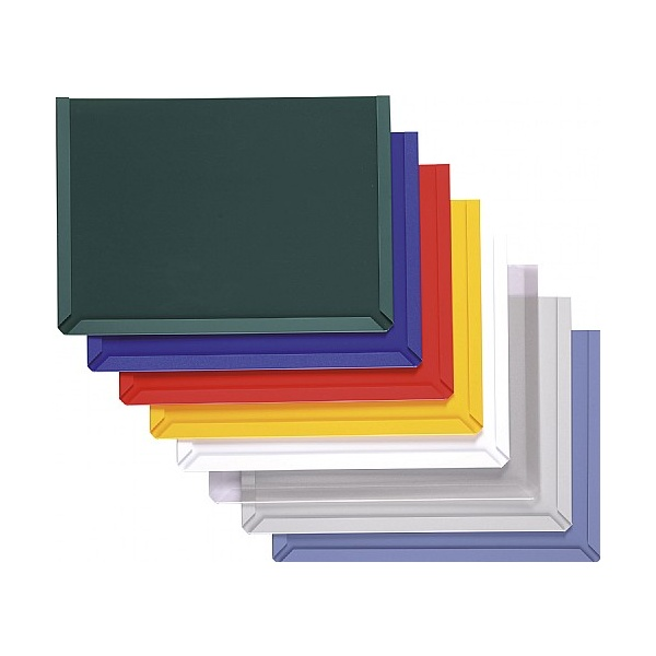 Magnetic Document Display Pockets