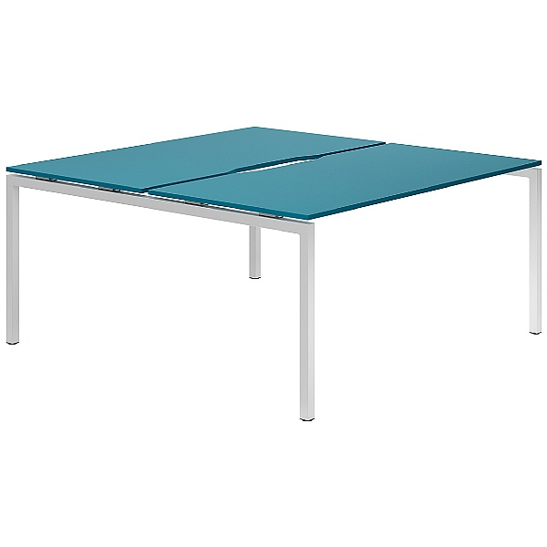 NEXT DAY Kaleidoscope Classic 2 Person Bench Desk