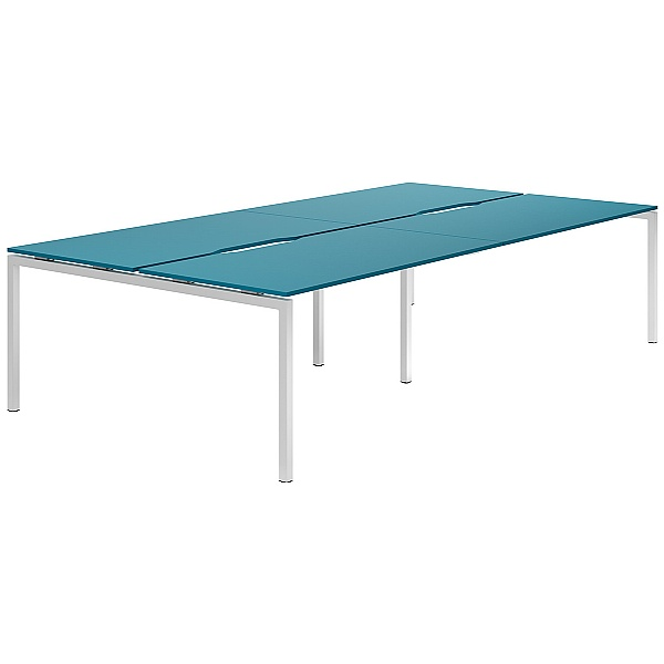 NEXT DAY Kaleidoscope Classic 4 Person Bench Desk