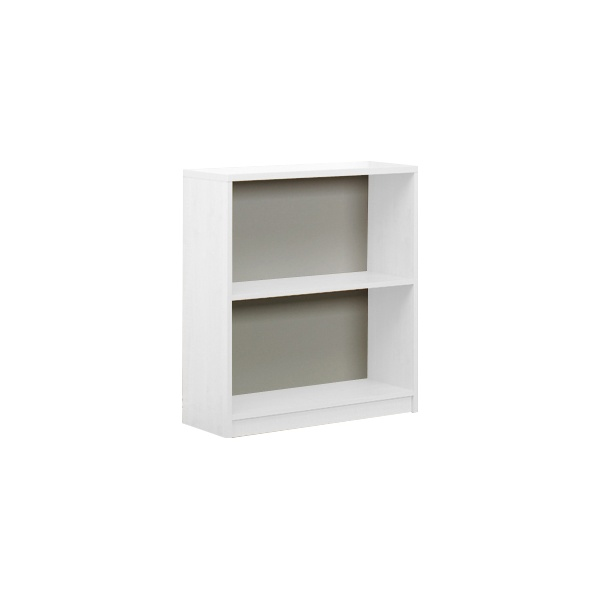 Next Day Vogue White Bookcases