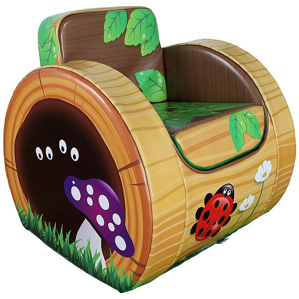Natura™ Log Armchair